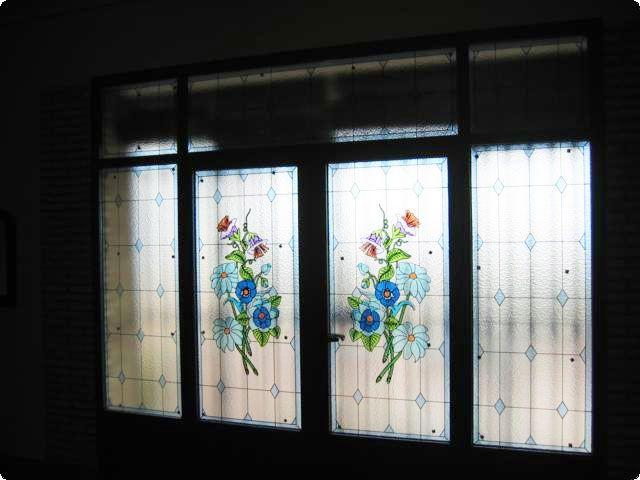 Galería de Instalación De Vidrieras Decoradas