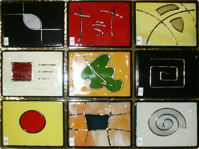 Galería de Vidrios Decorados